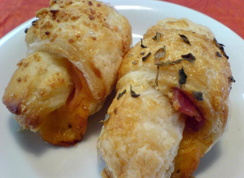 Croissant Salgado